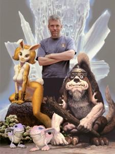 Keith Parkinson