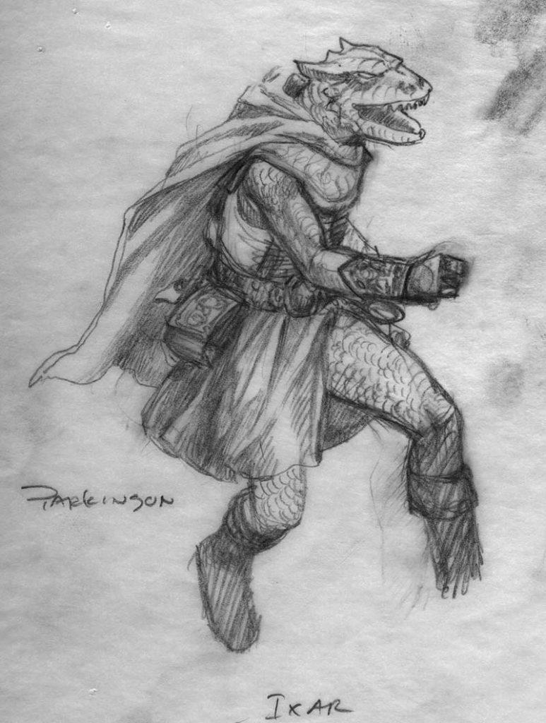 EQ - Sketch 478 - Keith Parkinson