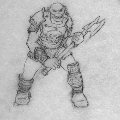 EQ Original Sketch