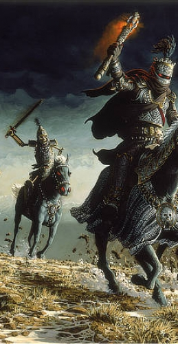 Lord Soth's Charge